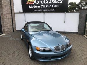 1998 BMW Z3 1.9 16 Valve 30,000 miles For Sale