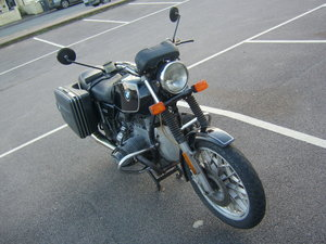 1981 BMW R65 for auction 16th - 17th July