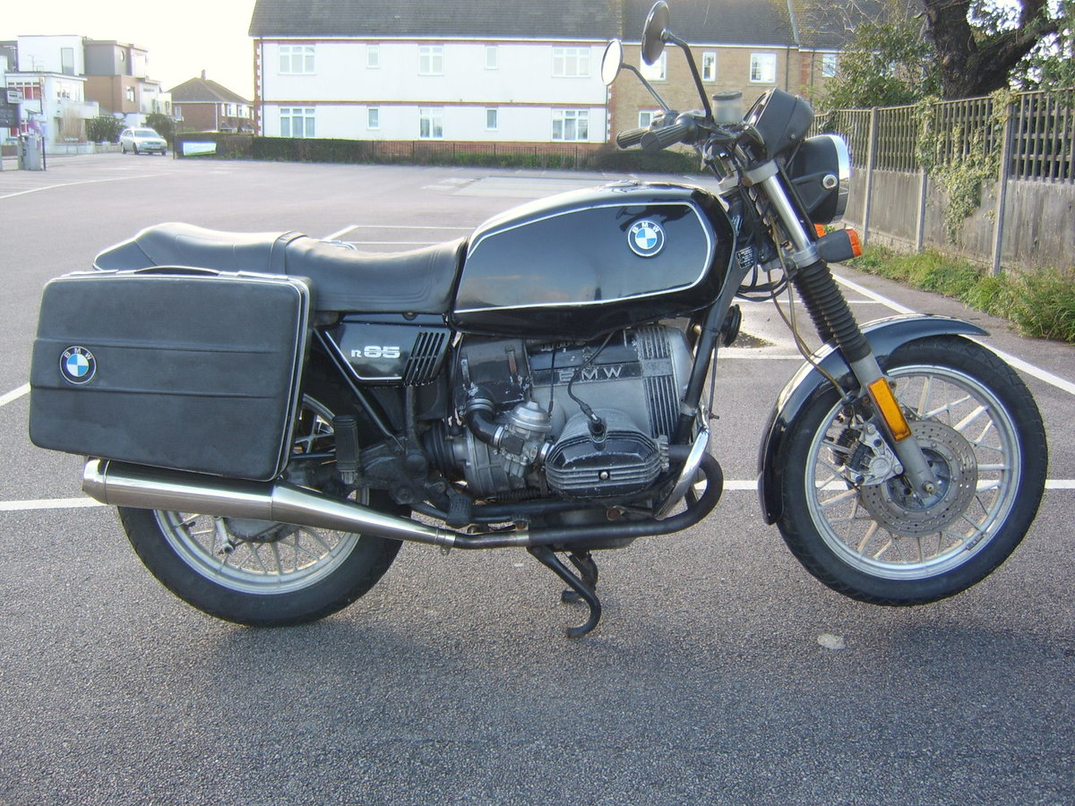 1981 BMW R65 for auction 16th - 17th July SOLD by Auction (picture 2 of 4)