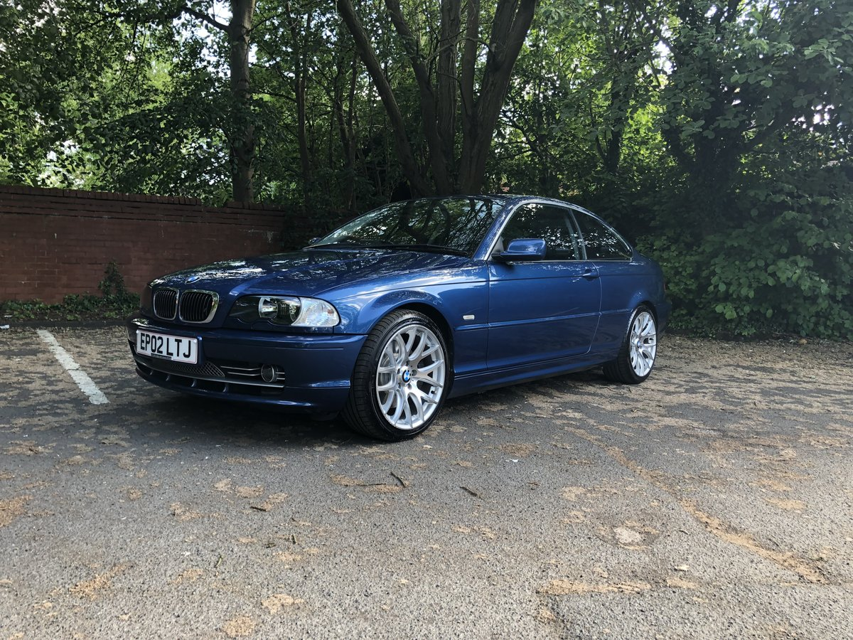 2002 Bmw 330 ci immaculate low miles For Sale (picture 1 of 5)
