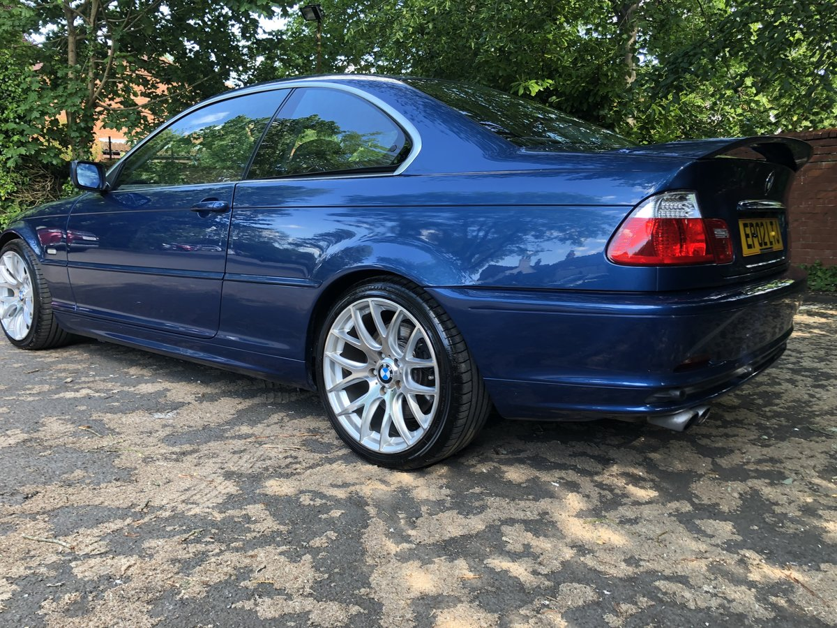 2002 Bmw 330 ci immaculate low miles For Sale (picture 5 of 5)