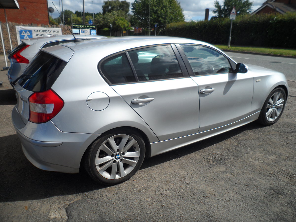 2007 BMW ONE 5 DOOR HATCHBACK S.E MODEL WITH LEATHER TRIM 144K 07 For Sale (picture 2 of 6)