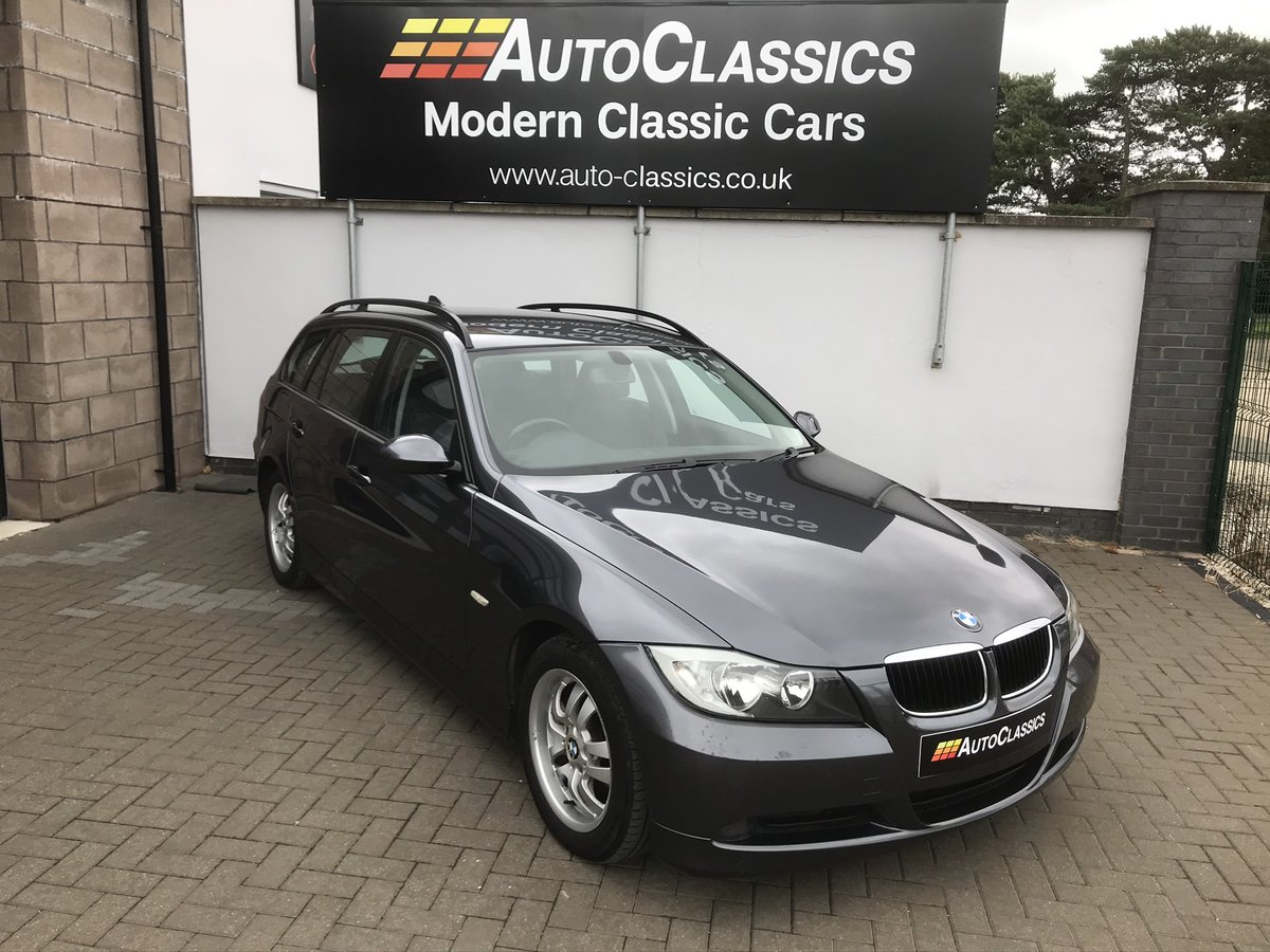 2006 BMW 320d ES Touring, 2 Owners, Full Service History  SOLD (picture 1 of 6)