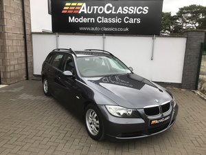 2006 BMW 320d ES Touring, 2 Owners, Full Service History  SOLD