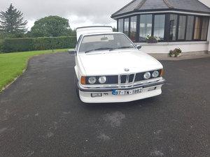 1987 BMW 635 csi auto
