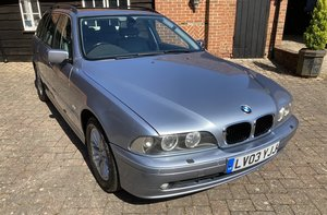 2003 BMW E39 530 SE TOURING For Sale by Auction