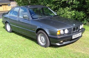 1989 BMW E34 525I For Sale by Auction