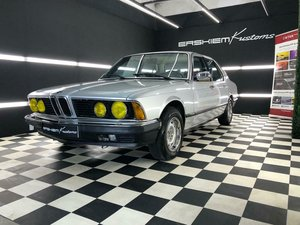 1982 BMW 728 103443km milage, great condition
