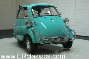 1959 BMW Isetta 300  Restored