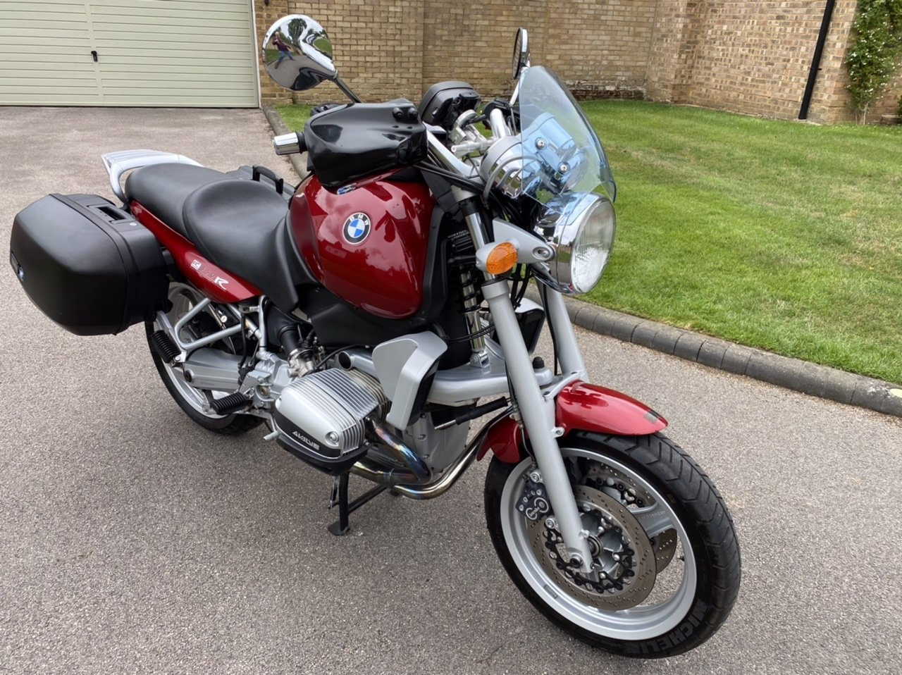 1998 BMW R850R Low mileage, Immaculate with luggage SOLD (picture 6 of 6)