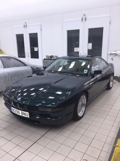 1995 Prized BMW 840Ci Coupe For Sale (picture 3 of 6)