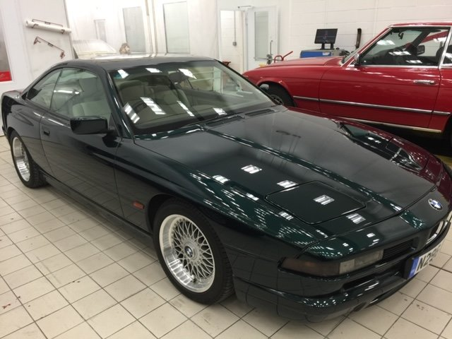 1995 Prized BMW 840Ci Coupe For Sale (picture 4 of 6)