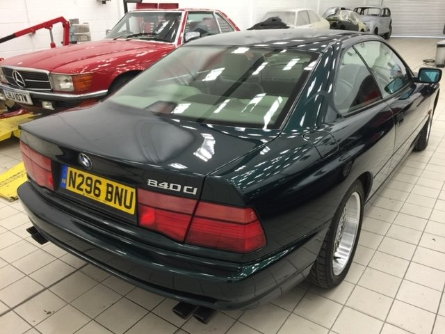 1995 Prized BMW 840Ci Coupe For Sale (picture 5 of 6)