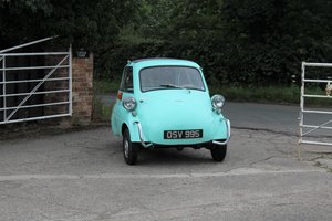 1960 BMW Isetta - UK supplied, matching numbers - fully restored