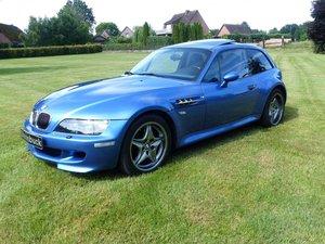 2001 BMW Z3 M Coupé - gigantic performance For Sale