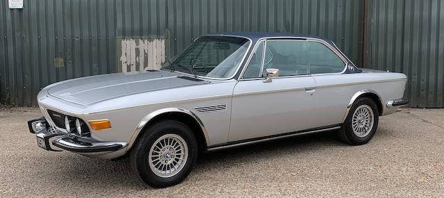 1974 BMW 3.0CSi Coupe