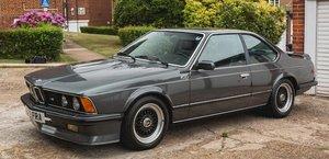 1985 BMW M635 CSI Coupé