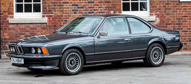 1979 BMW 635CSi Coupé