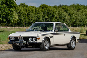 1972 BMW 3.0 CSL - UK RHD