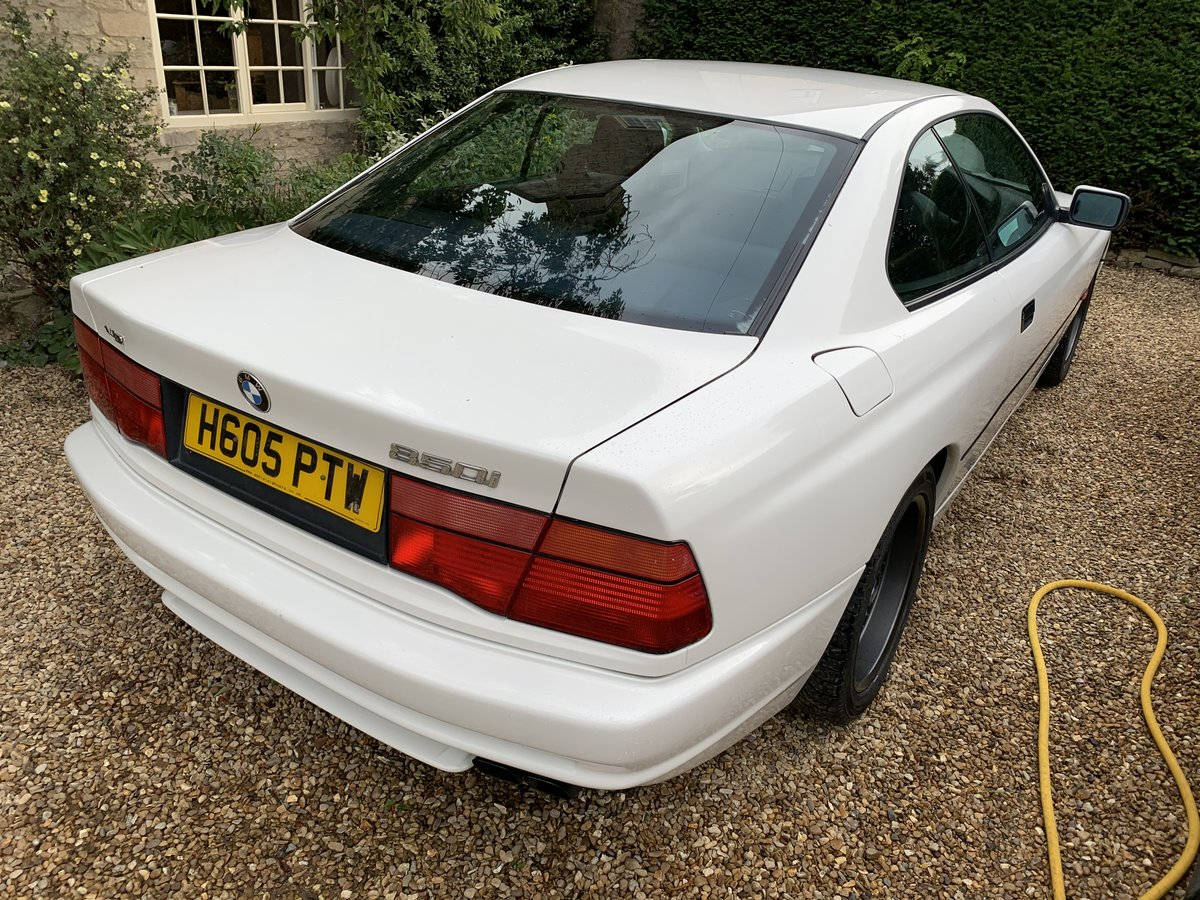 1991 BMW 850i project For Sale (picture 3 of 6)