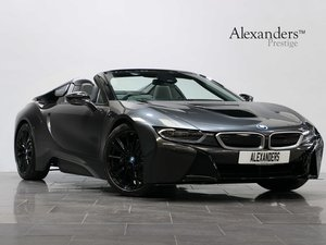 19 19 BMW i8 ROADSTER HYBRID AUTO