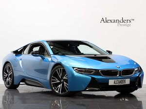 16 16 BMW i8 AUTO HYBRID