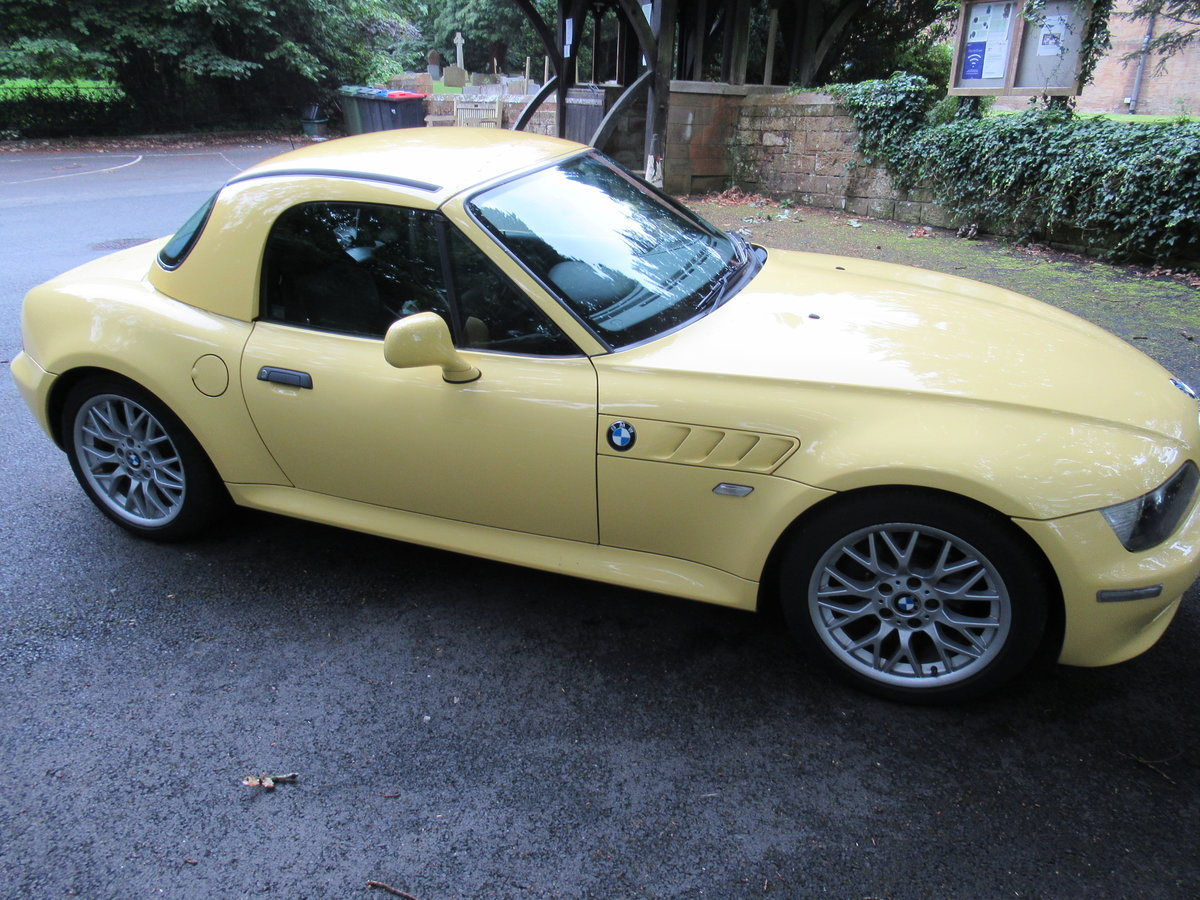 2001 Bmw z3 outstanding condition For Sale (picture 1 of 5)