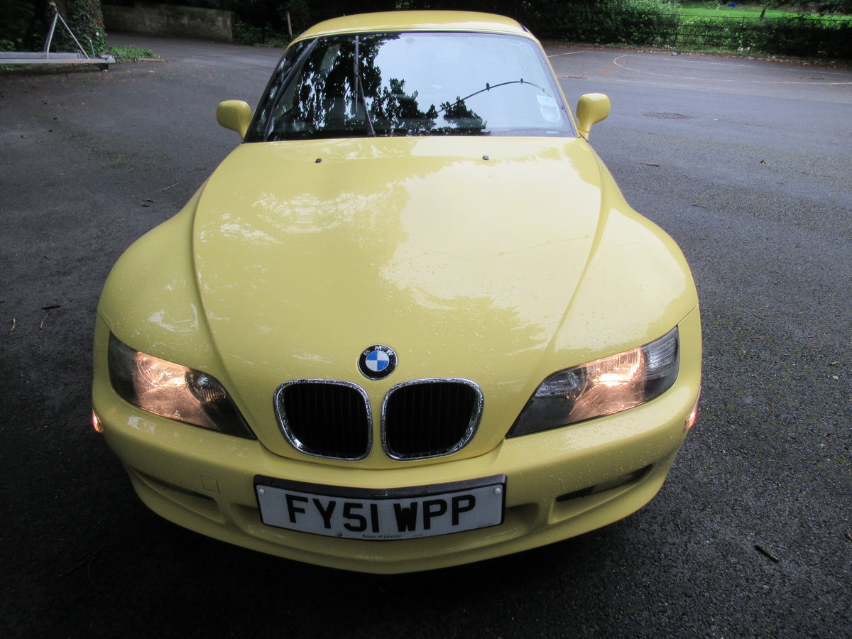 2001 Bmw z3 outstanding condition For Sale (picture 2 of 5)