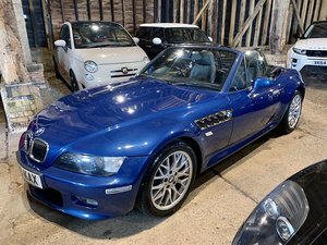 Picture of 2001 BMW Z3 2.2i Individual Sport Roadster FSH+Hard Top Reserved SOLD