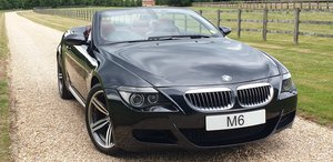 STUNNING  LOW  MILEAGE  M6  CONVERTIBLE