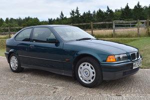 1995 BMW E36 318Ti Compact Coupe Ultra Low Miles