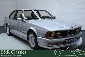BMW M635 CSI 1984 286HP