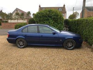 2001 BMW E39 M5
