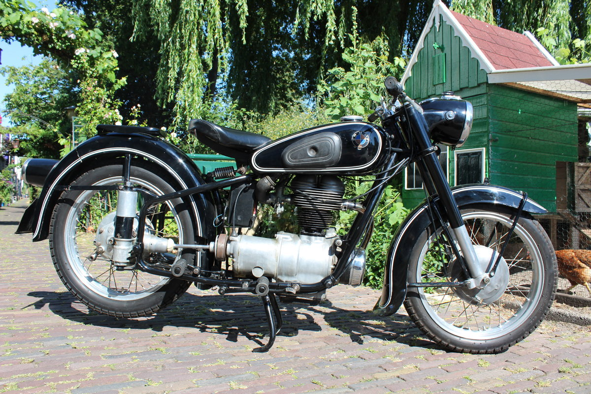 1955 BMW R25/3 in original paint For Sale (picture 2 of 6)