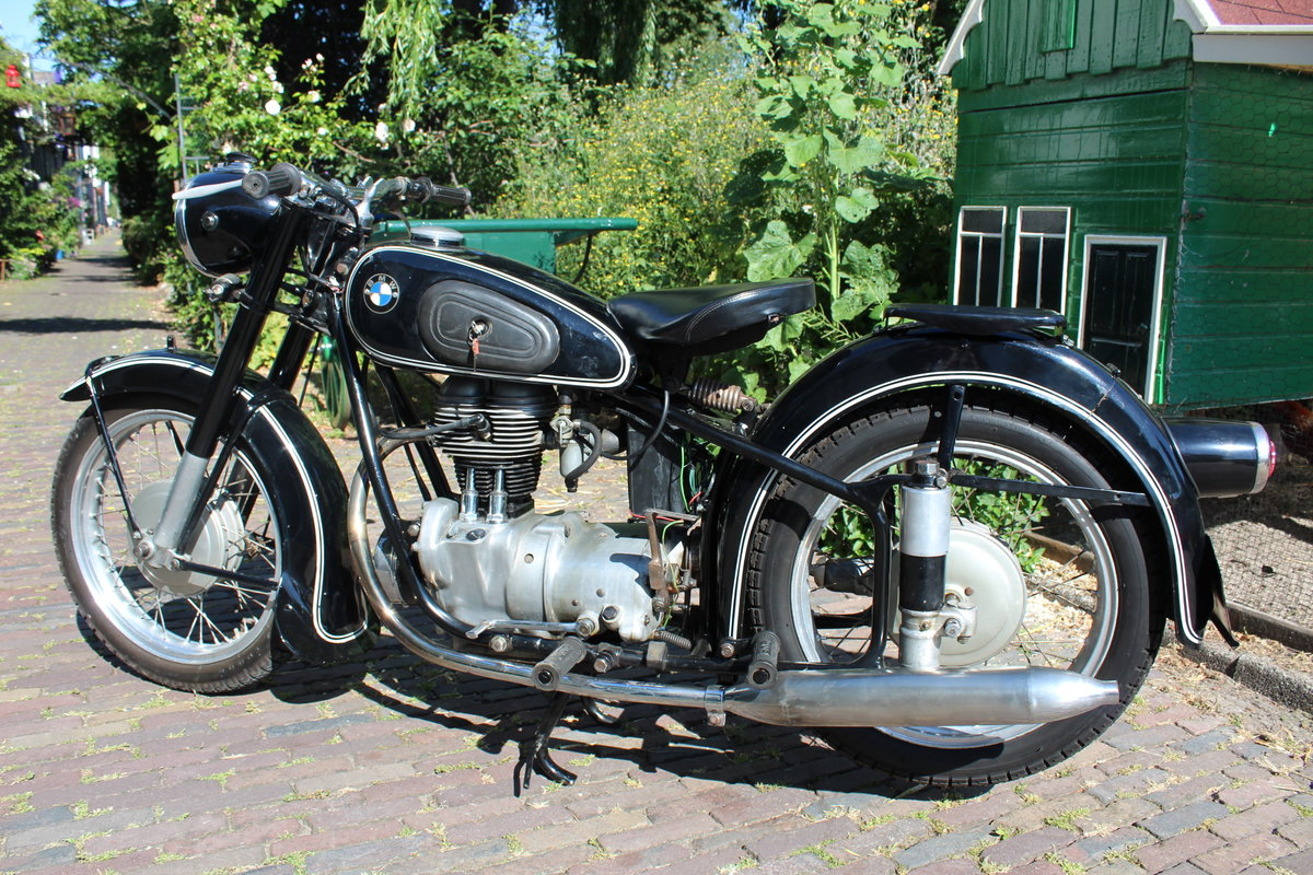 1955 BMW R25/3 in original paint For Sale (picture 3 of 6)