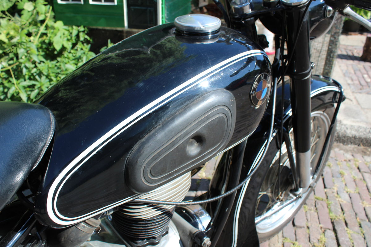1955 BMW R25/3 in original paint For Sale (picture 4 of 6)