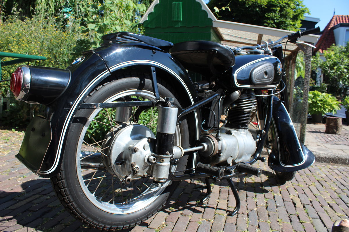 1955 BMW R25/3 in original paint For Sale (picture 5 of 6)