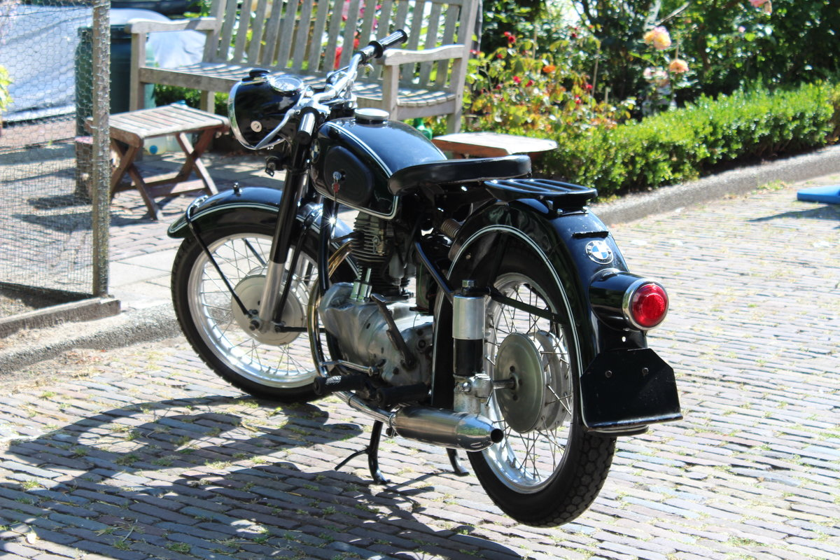 1955 BMW R25/3 in original paint For Sale (picture 6 of 6)