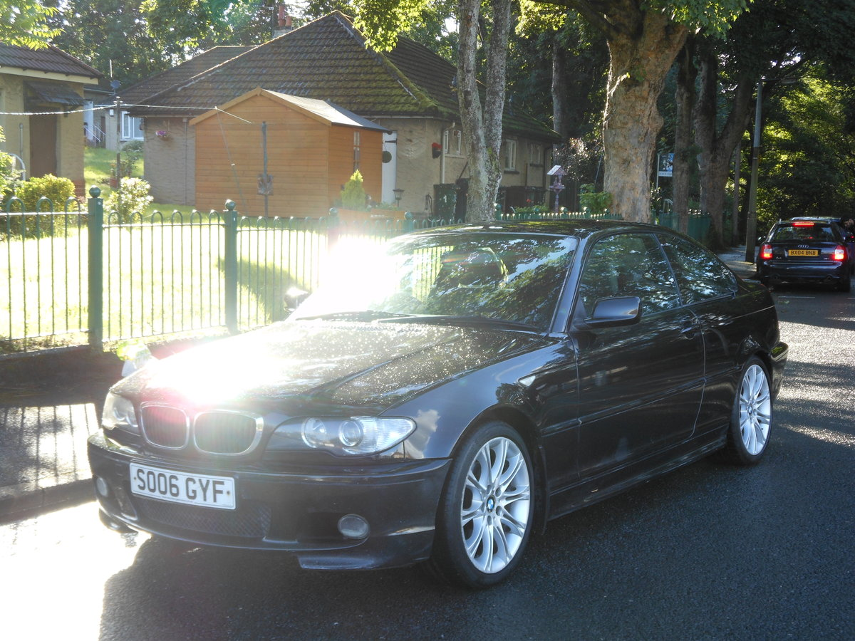 2006 BMW 320CD M SPORT COUPE Face Lift 6 SPD For Sale (picture 4 of 6)