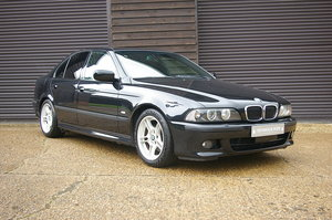2002 BMW E39 540i V8 Sport Saloon Auto (46,298 miles) For Sale