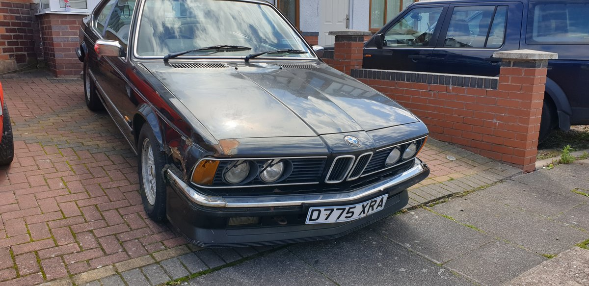 1987 BMW 635 CSI  For Sale (picture 4 of 6)