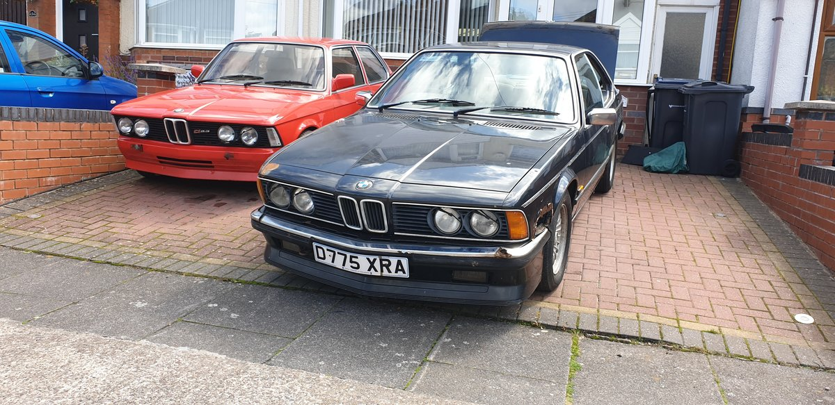 1987 BMW 635 CSI  For Sale (picture 6 of 6)