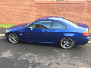 2011 BMW 330d m-sport coupe For Sale