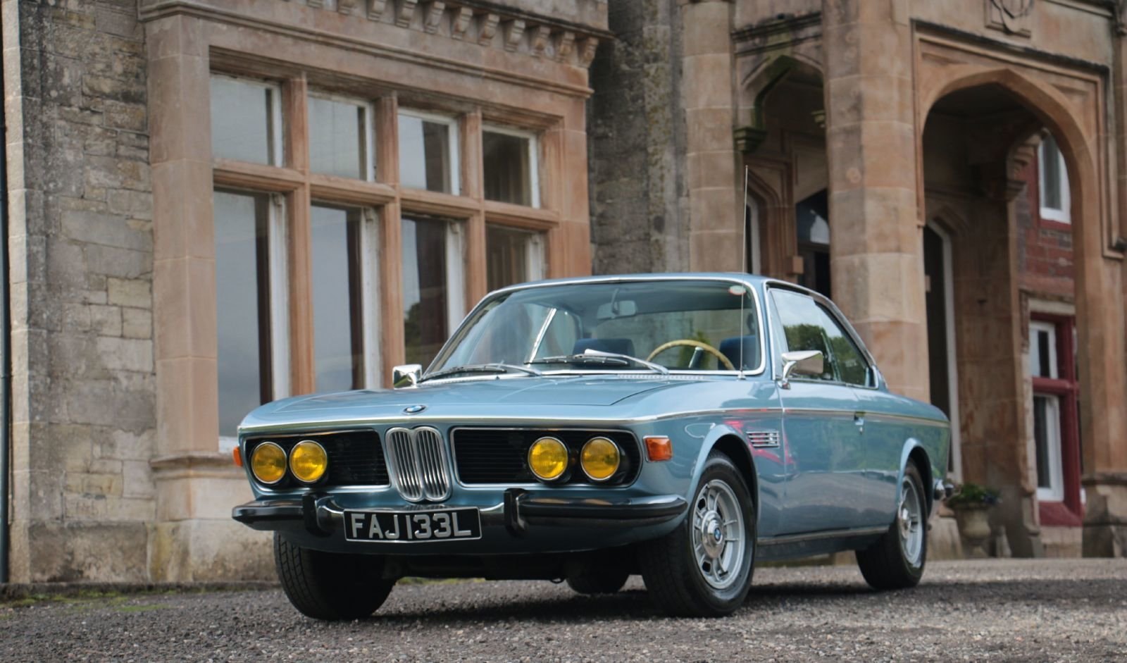 1971 E9 bmw 3.0 cs coupe lhd csl csi For Sale (picture 1 of 6)