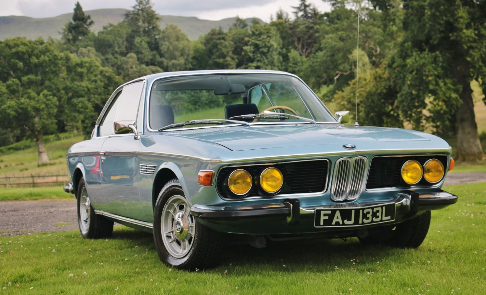 1971 E9 bmw 3.0 cs coupe lhd csl csi For Sale (picture 2 of 6)