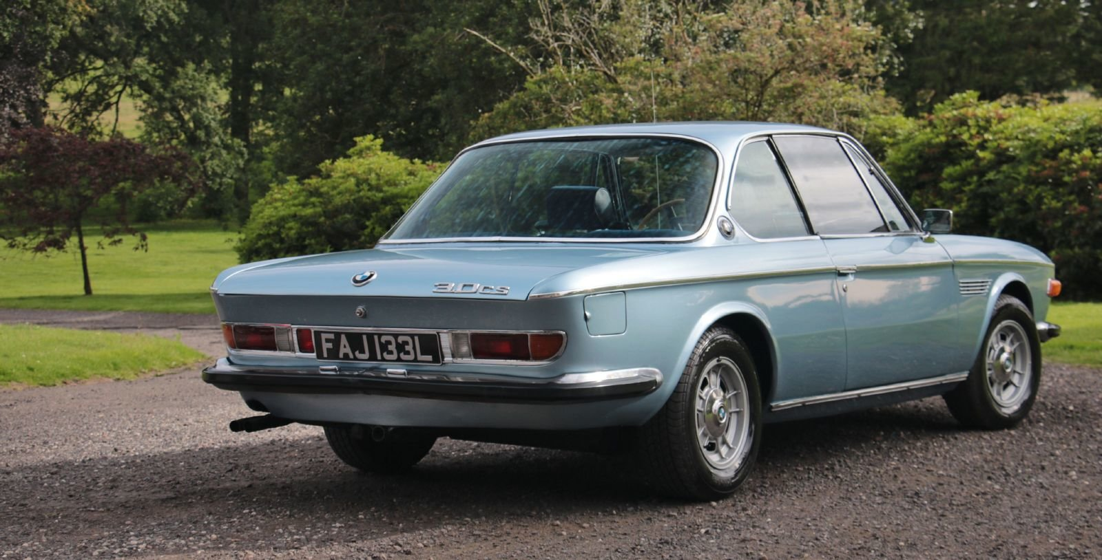 1971 E9 bmw 3.0 cs coupe lhd csl csi For Sale (picture 3 of 6)