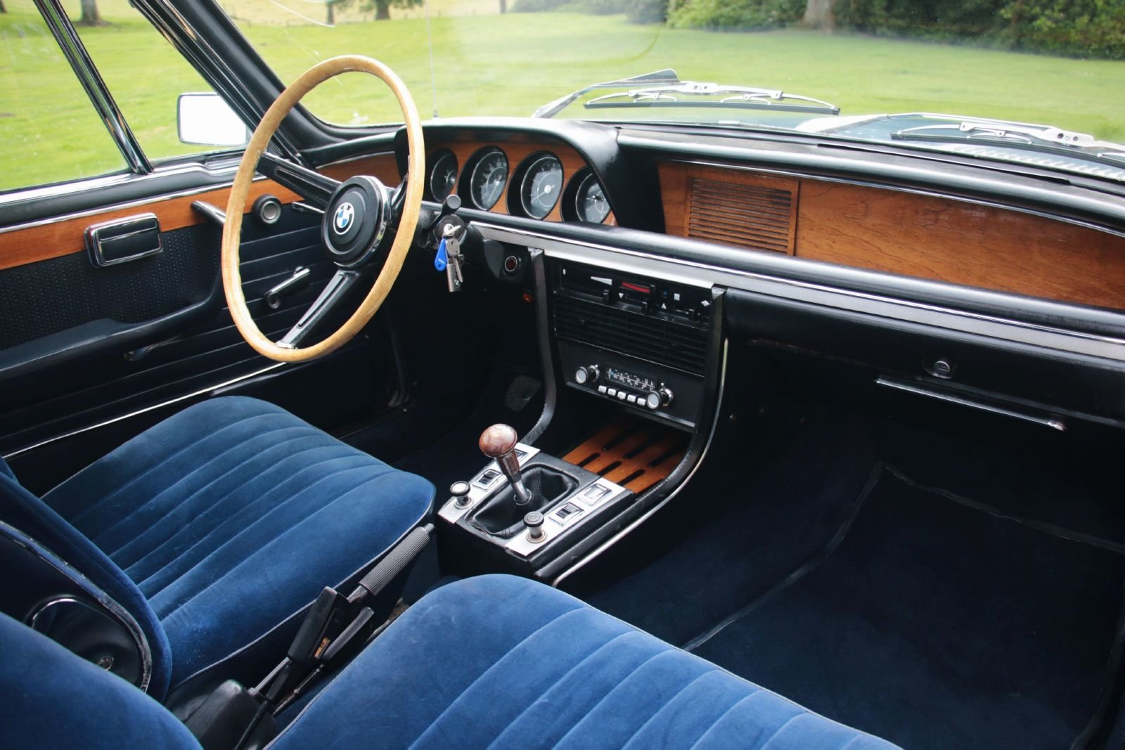 1971 E9 bmw 3.0 cs coupe lhd csl csi For Sale (picture 4 of 6)