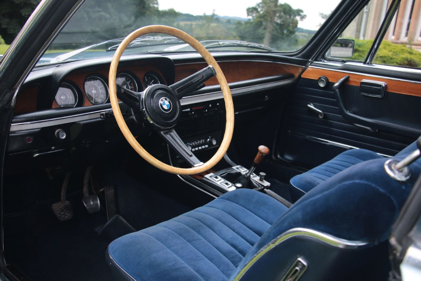 1971 E9 bmw 3.0 cs coupe lhd csl csi For Sale (picture 5 of 6)