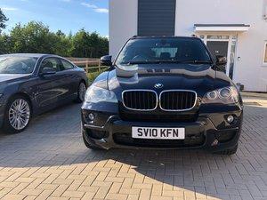 2010 BMW X5 30D X-Drive Black