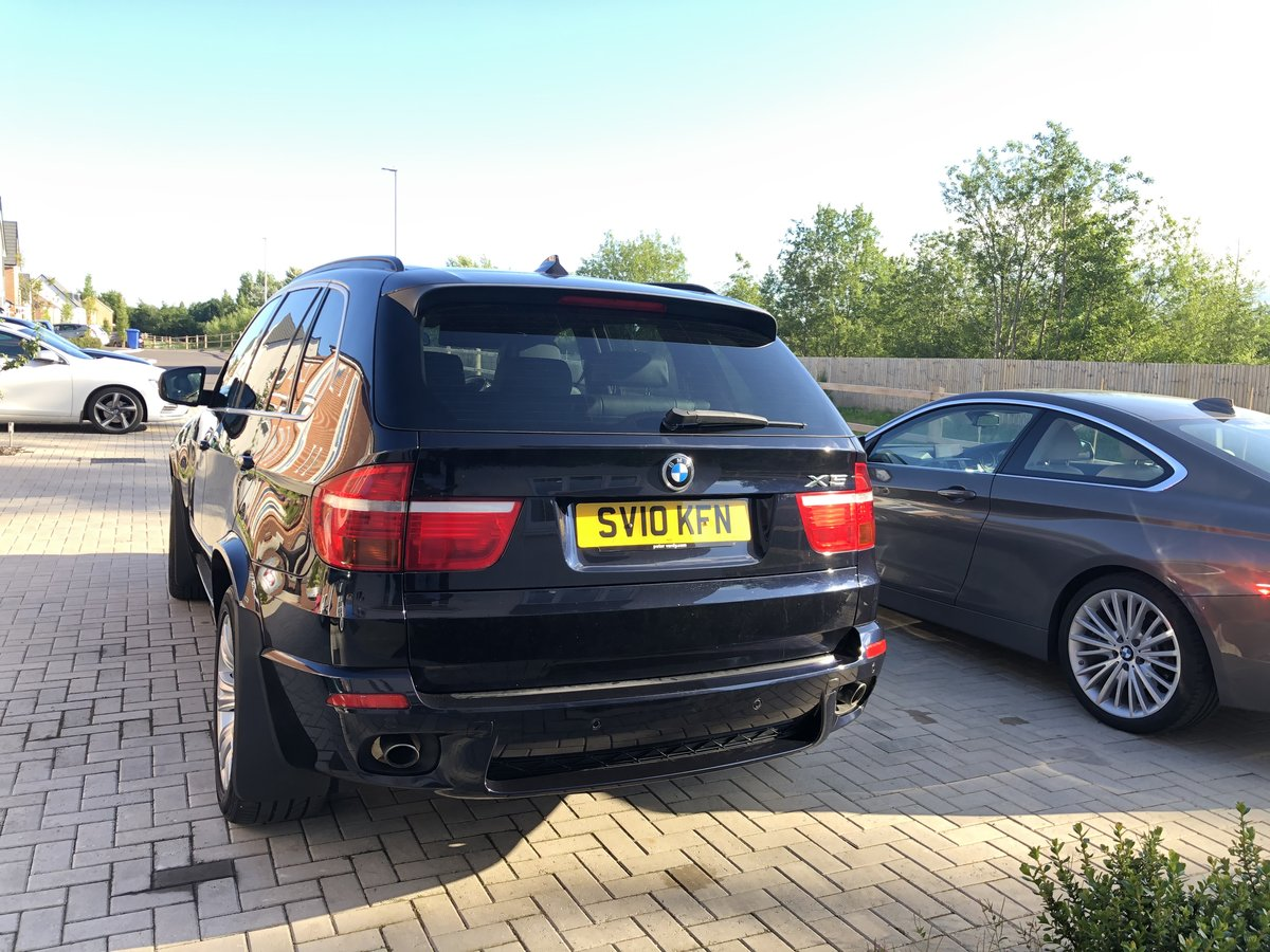 2010 BMW X5 30D X-Drive Black For Sale (picture 2 of 6)